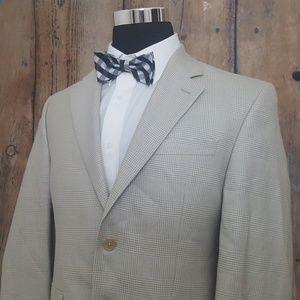 Lauren Ralph Lauren Sport Coat Mens 38S Silk Blend
